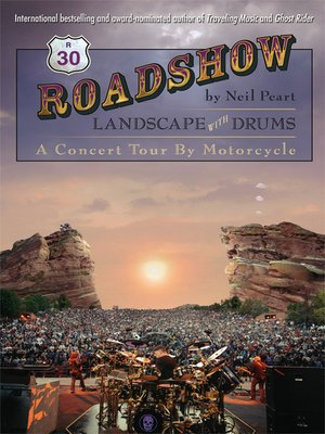 cover image of Roadshow:  Landscape with Drums