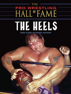 cover image of The Pro Wrestling Hall of Fame:  the Heels