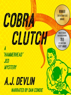 cover image of Cobra Clutch