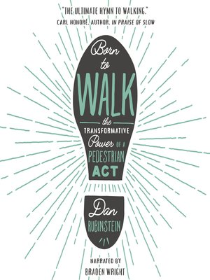 cover image of Born to Walk
