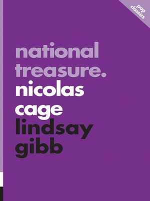 cover image of National Treasure