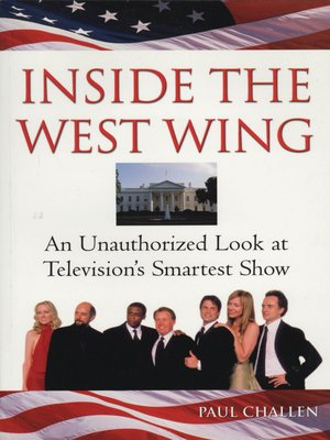 cover image of Inside the West Wing