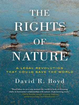 cover image of The Rights of Nature