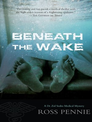 cover image of Beneath the Wake