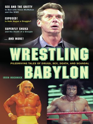 cover image of Wrestling Babylon