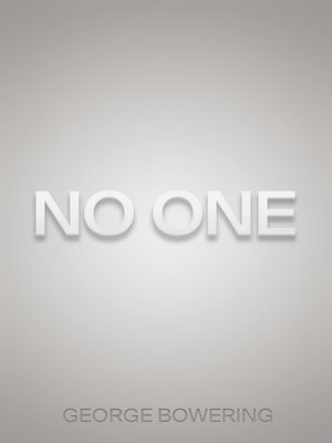 cover image of No One