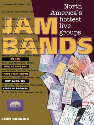 cover image of Jam Bands