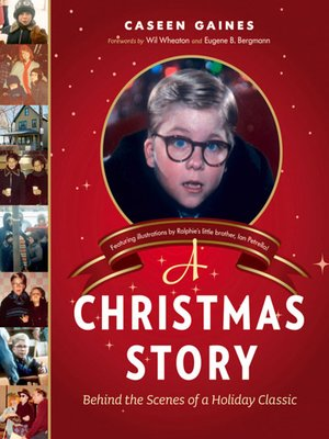cover image of A Christmas Story