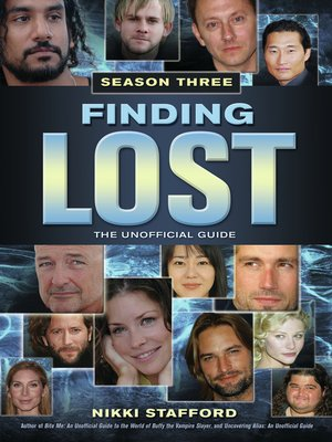 cover image of Finding Lost--Season Three