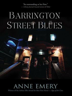 cover image of Barrington Street Blues