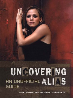 cover image of Uncovering Alias