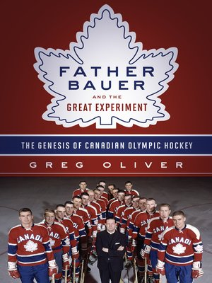 cover image of Father Bauer and the Great Experiment