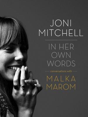 cover image of Joni Mitchell