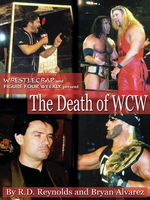 cover image of The Death of WCW
