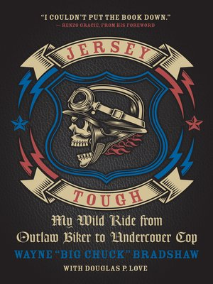 cover image of Jersey Tough