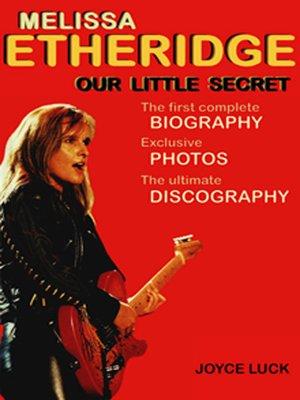 cover image of Melissa Etheridge