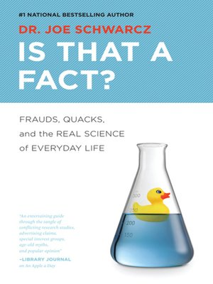 cover image of Is That a Fact?