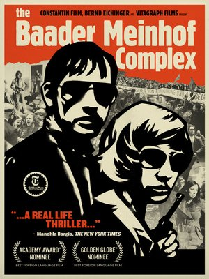 cover image of The Baader Meinhof Complex