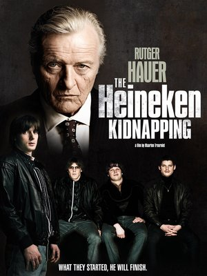 cover image of The Heineken Kidnapping