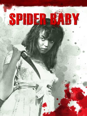 cover image of Spider Baby