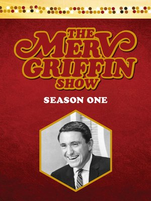 cover image of The Merv Griffin Show, Episode 25