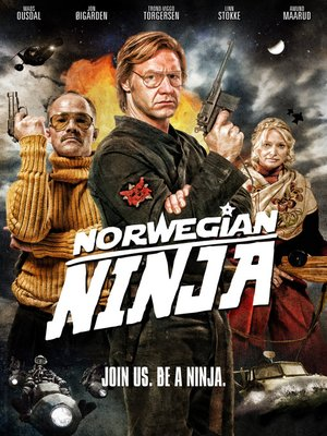 cover image of Norwegian Ninja