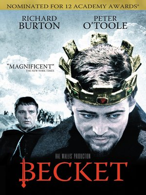 cover image of Becket