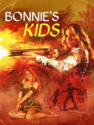 cover image of Bonnie's Kids