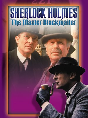 cover image of The Master Blackmailer