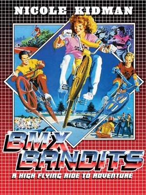 cover image of BMX Bandits