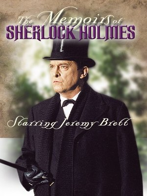 cover image of The Memoirs of Sherlock Holmes, The Three Gables