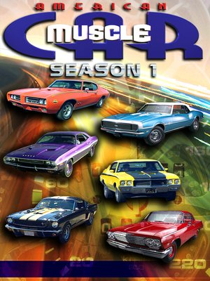 cover image of American Muscle Car, Season 1, Episode 1