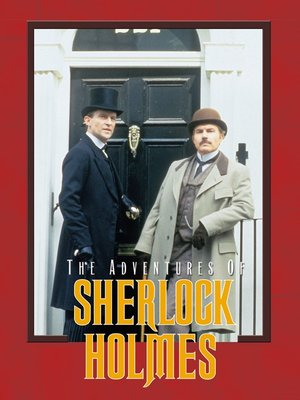 cover image of The Adventures of Sherlock Holmes, The Dancing Man