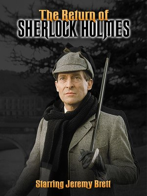 cover image of The Return of Sherlock Holmes, The Empty House