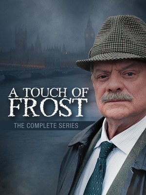 cover image of A Touch of Frost, The Things We Do for Love