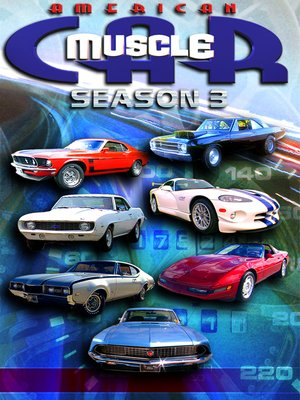 cover image of American Muscle Car, Season 3, Episode 1