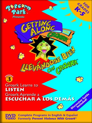 cover image of Groark Learns to Listen