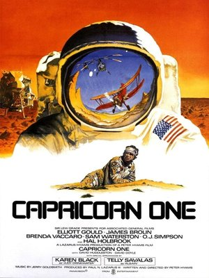 cover image of Capricorn One