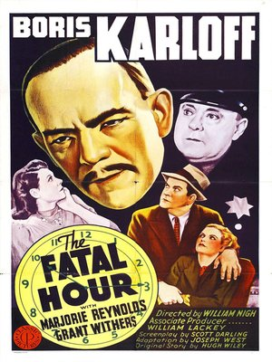 cover image of The Fatal Hour