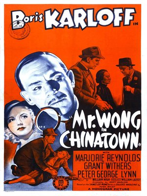 cover image of Mr. Wong in Chinatown
