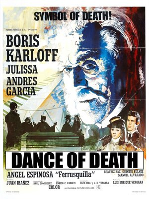 cover image of Dance of Death (House of Evil)