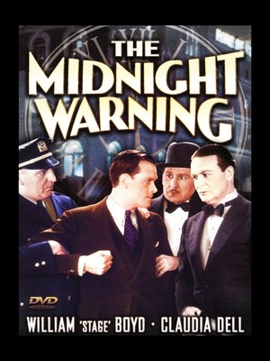 cover image of Midnight Warning