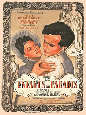 cover image of Children Of Paradise
