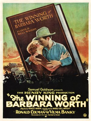 cover image of The Winning of Barbara Worth