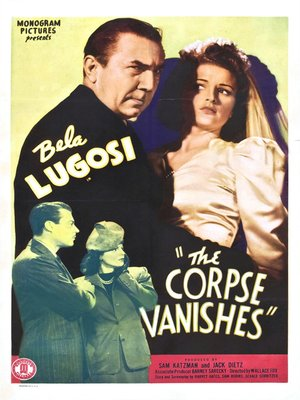 cover image of The Corpse Vanishes