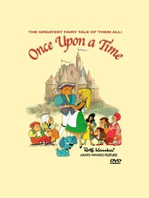 cover image of Once Upon A Time (1976)