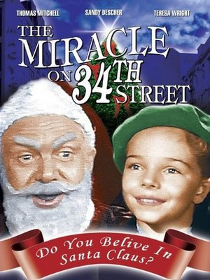 Title details for The Miracle On 34th Street by Robert Stevenson - Available
