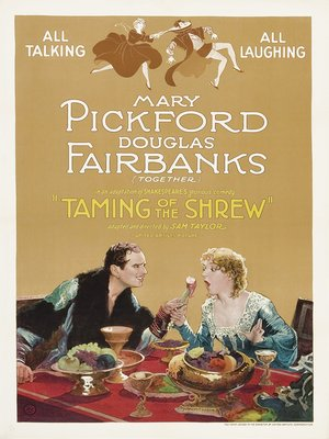 cover image of The Taming of The Shrew (1929)
