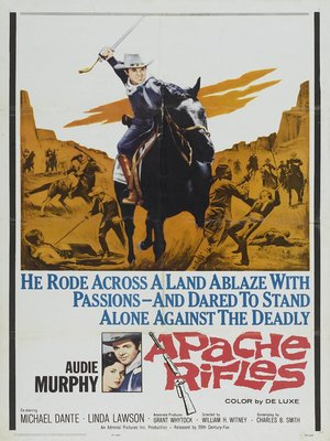 cover image of Apache Rifles