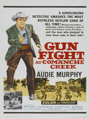 cover image of Gunfight at Comanche Creek